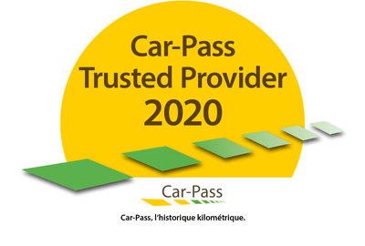 Logo Car-Pass Trusted Provider 2020